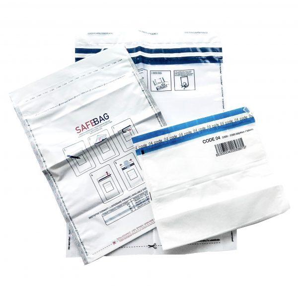 bezpečnostné obálky DE